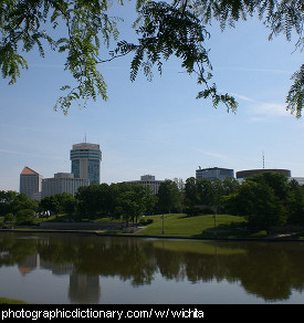 Photo of Wichita, Kansas