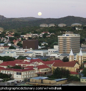 Photo of Windhoek, Namibia
